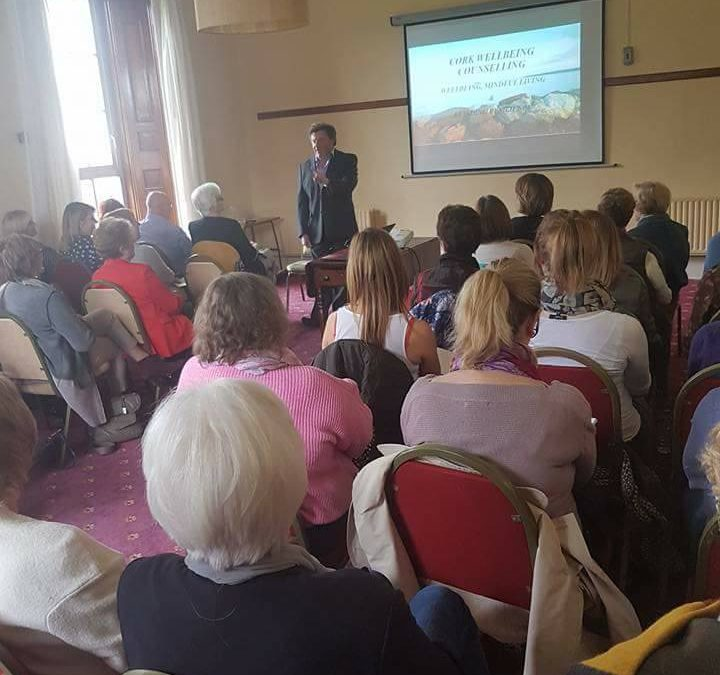 WellBeing Afternoon at Ennismore Retreat & Conference Centre